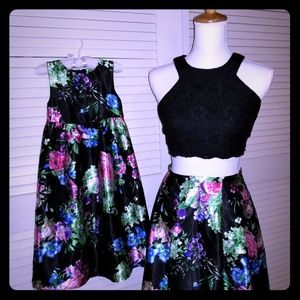Mother & Daughter Cute Custom Made Dress!